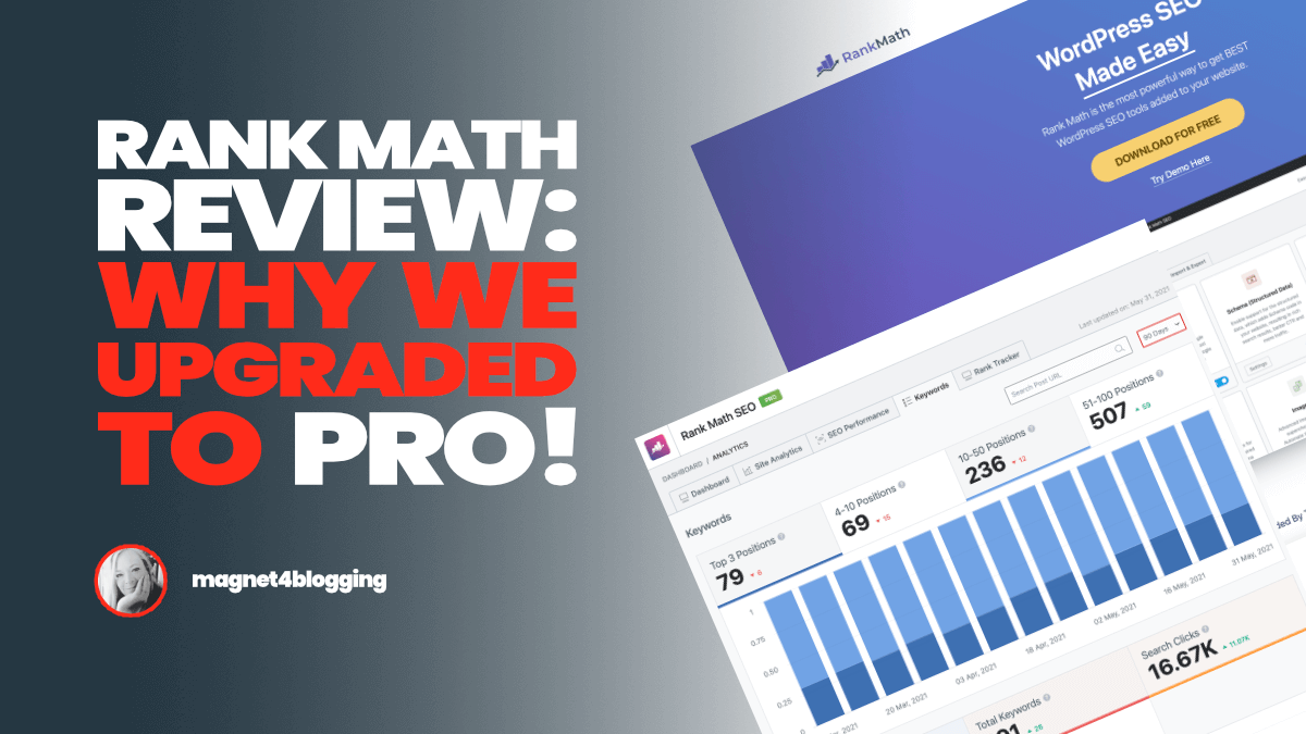 Rank Math Review: Why We Upgraded To Pro!