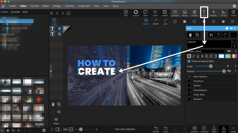 Photoscape 2020 tut 6