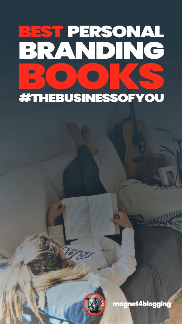 Best Personal Branding Books 2021